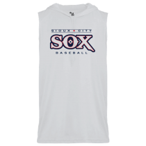 SC SOX Badger B-Core Hooded Tank Top Youth, Adult & Womens