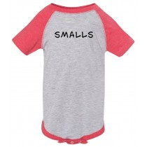 Baseball SMALLS Infant Onesie, Toddler and Youth Raglan T-shirt