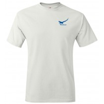 WAFA Eagle Sculpture Short Sleeve T-shirt