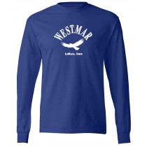 WAFA Soaring Eagle Long Sleeve T-shirt