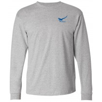 WAFA Eagle Sculpture Long Sleeve T-shirt