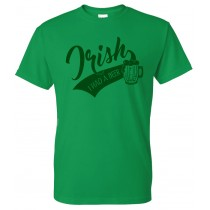 Irish I Had A Beer Softstyle T-Shirt