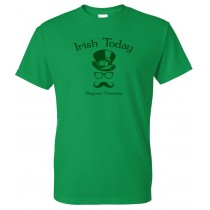 Irish Today Hungover Tomorrow Softstyle T-Shirt