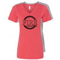 TTA Women's Relaxed V-Neck Tee