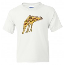 Pizza Fam Unisex Short Sleeve Tee in Youth