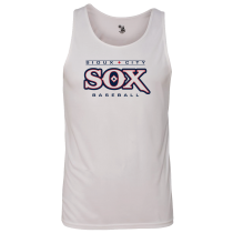 SC SOX Badger B-Core Tank Top Youth, Adult & Womens