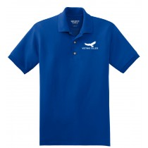 Westmar College Jersey Knit Polo