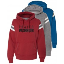 Prayer Warrior Hooded Pullover Sweatshirt