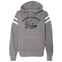 Happy Camper Pullover Sweatshirt