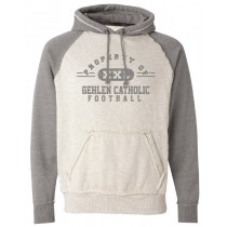 Property of GC Football COMFY Hoodie in Adult (Runs big)