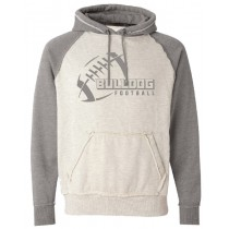 LeMars Bulldogs Football COMFY Hoodie in Adult (Runs big)
