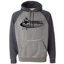 LeMars Football Player COMFY Hoodie in Adult (Runs big)