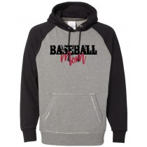 Baseball Mom COMFY Hoodie in Adult (Runs big)