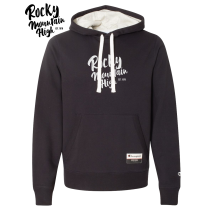 Rocky Mountain High Champion Sueded Fleece Pullover Hood