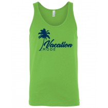 Vacation Mode Beach Unisex Tank in youth & adult