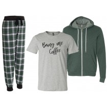 Bring Me Coffee Short Sleeve Bundle