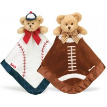 Cubbies Sports Bear Blanket