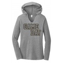 Game Day Ladies Perfect Long Sleeve Hoodie