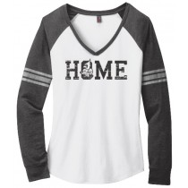 GC Home Ladies Game Day V-Neck Tee
