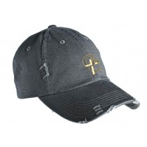 Gehlen Catholic Nickel Distressed Cap