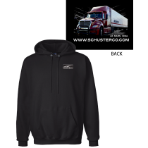 Schuster Truck Hooded Sweatshirt