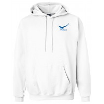 WAFA Eagle Sculpture Hooded Sweatshirt