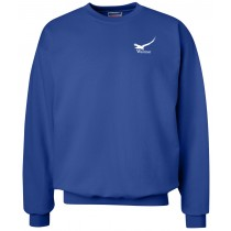 WAFA Eagle Sculpture Crewneck Sweatshirt