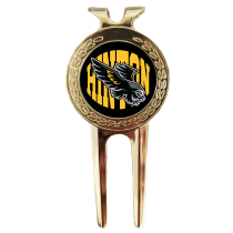 Hinton Golf ball marker/divot tool