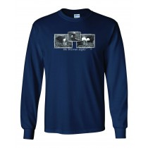 Eagles Tryptic Long Sleeve Tee