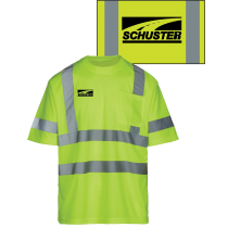 Schuster MAX Safety Short Sleeve Shirt