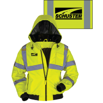 Schuster MAX Safety Bomber Jacket