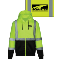 Schuster MAX Safety Full Zip Hoodie