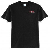 Total Motors Short Sleeve Core Blend Tee Left Chest in 2 colors