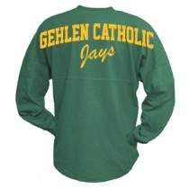 Gehlen Oversized Spirit Jersey in Youth & Ladies
