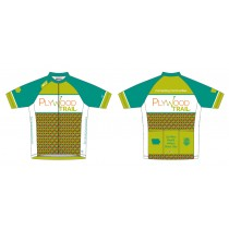 PlyWood Trail Athlos Squad-One Cycling Jersey