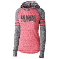 Le Mars Bulldogs Holloway Ladies' Advocate Hoodie