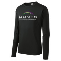 Dunes Surgical Hospital DriFit Long Sleeve Tee in Youth & Adult