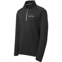 NEW ITEM Dunes Surgical Hospital Sport-Wick Textured 1/4-Zip Pullover